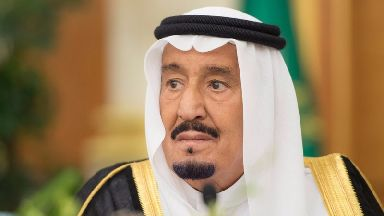 Saudi King Salman bin Abdulaziz Al Saud