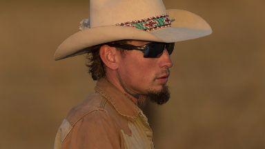 Texas 'hero' chased gunman after church massacre