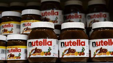 Nutella has tweaked its formula.