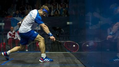 Countdown to the Commonwealth Games: Squash
