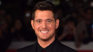 Michael Buble will perform in London next July.