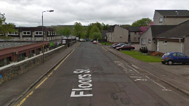Floors Street: Boy has been charged. Johnstone