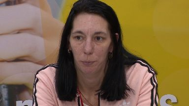 Fiona Nicholls issued an appeal for information about her father's murder.