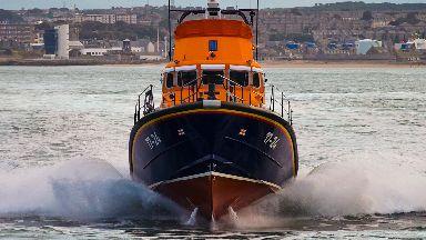 Aberdeen RNLI lifeboat