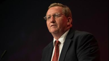 Alex Rowley: Harassment allegations forced step down (file pic).