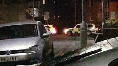 Methil: Search teams were called. Fife
