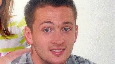 Shaun Woodburn, killed in new Year's Day Hogmanay attack. Picture from family's Change.org petition.