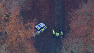 Helicopter and aircraft involved in 'mid-air collision' in Buckinghamshire.