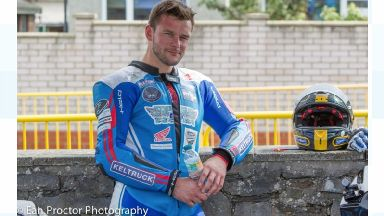Daniel Hagerty, from Nottingham, has died in an accident at a grand prix in China.