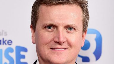 Aled Jones said he had been 'occasionally juvenile' but denied 'inappropriate contact'.