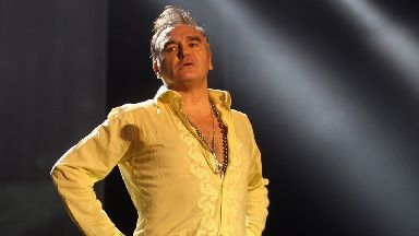 Morrissey said Kevin Spacey had been 'needlessly attacked'