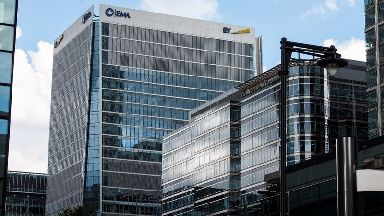 The EMA offices in Canary Wharf.