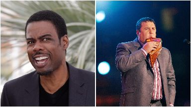 Chris Rock / Peter Kay