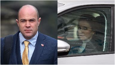 Emile Cilliers and Victoria Cilliers
