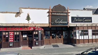 Nosheen restaurant in Ellon, Aberdeenshire