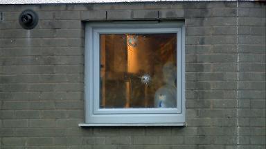 Gun shots at Kenley Road, Renfrew.