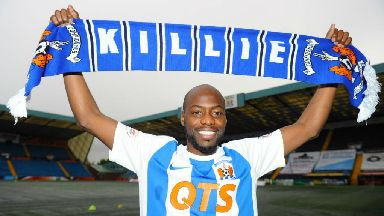 Youssuf Mulumbu: I didn't have to think twice about Killie move