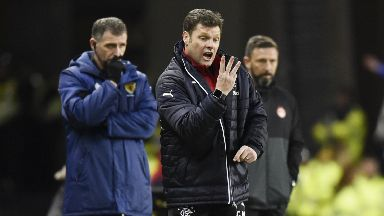 Impressed: Murty said his players showed their ability.