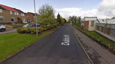 Dubbs Road: She died in hospital. Port Glasgow Inverclyde