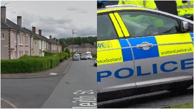 Assault: Attackers fled in Ford Transit. Inverleith Street Glasgow