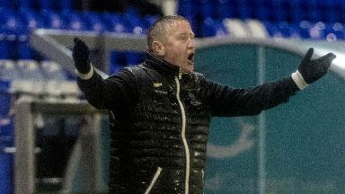 John Robertson was left angered by the SPFL's conduct.