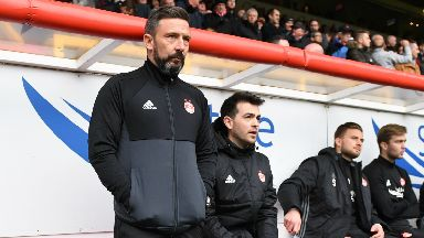 Unhappy: McInnes wants speculation to end.