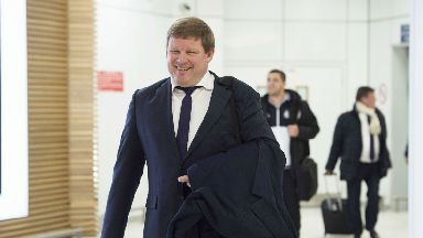 Anderlecht arrive