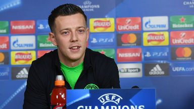 Callum McGregor December 2017