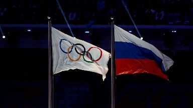 Russia won't be allowed at the Winter Olympics.