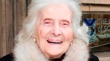 Ethel Houston OBE