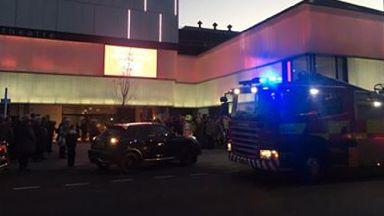 Perth Theatre evacuation on 9/12/17
