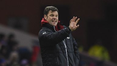 Graeme Murty was pleased to see his team come from behind at Ibrox.