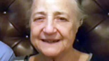 Margaret Wilson reported missing in Edinburgh