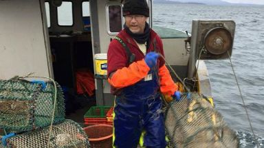 Alasdair Macleod: Family informed after body found.