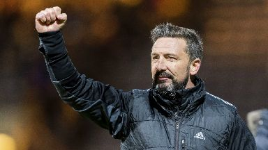Delighted: McInnes saw his side win comfortably.