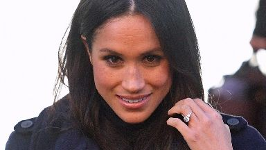 """""""Meghan Markle, as a person, regardless of her colour, is a role model."""""""