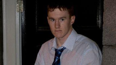 John Blake: Knifed in prison cell. Murder