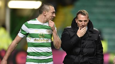 Scott Brown Brendan Rodgers