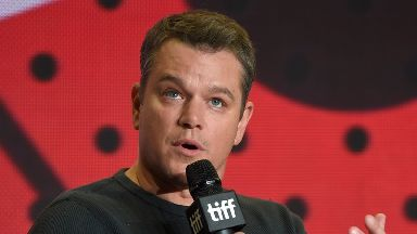 Matt Damon said 'there's a difference between patting someone on the butt and rape'.