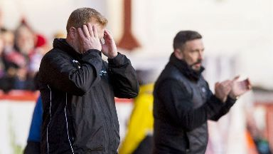 Neil Lennon, Dec 2017