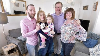 UK's first house swap couples