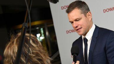 Matt Damon slammed again over harassment comments