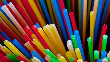 Environement: Bar owners are being urged not to routinely offer straws.