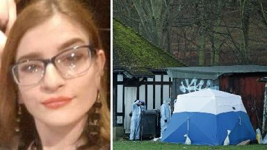 The body of Iuliana Tudos was found in a building by the sports ground in London's Finsbury Park.