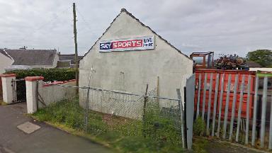 Law Bowling Club, South Lanarkshire.