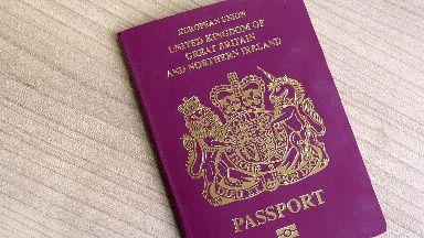 Break-in: Passports were taken in New Year raid
