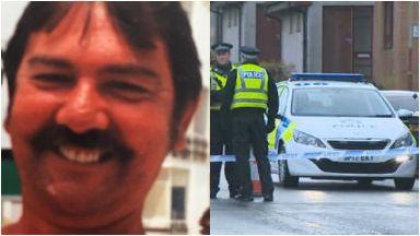 John Ogston: Family devastated. Dundee Mains Road