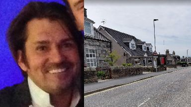 Stewart Clark: He has now been found.