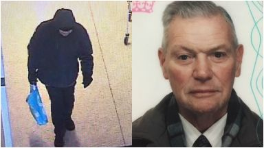 William Ritchie: Leaflets to be handed out. CCTV Asda Fraserburgh