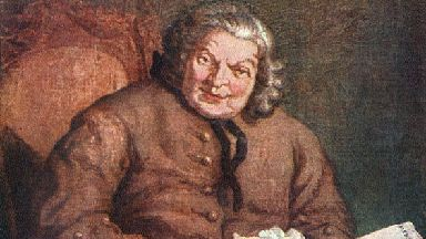 A painting of Lord Lovat